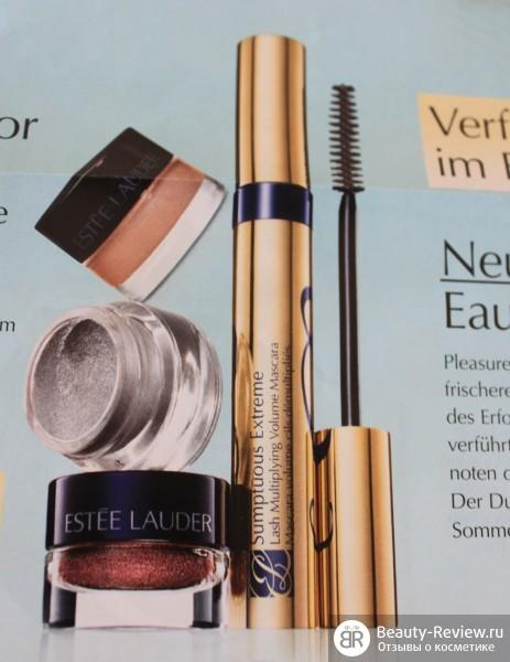 Новинки в косметике от Estee Lauder