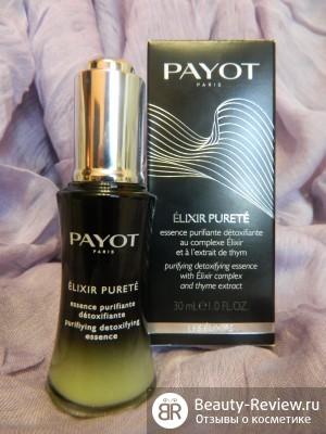 Очищающая детокс-сыворотка Elixir purete от PAYOT