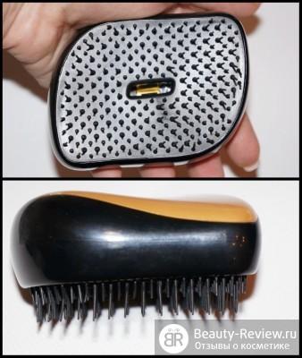 Необходимая часть ухода за волосами. Расчески на современный лад. Tangl Tizer и Tina's dresser.