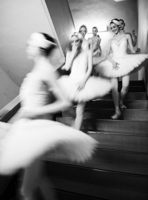 Макияж от MAC для балета Лебединое озеро