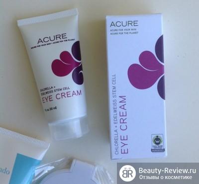 Посылка с Iherb.com — шампуни, маска для волос и крем Acure Organics в новой упаковке