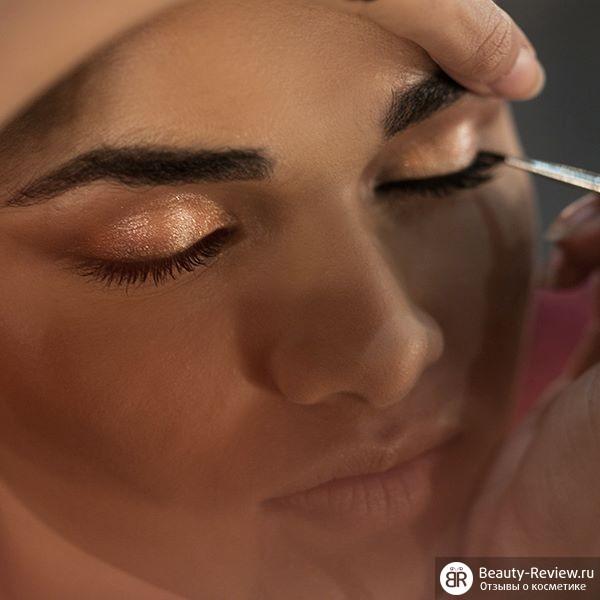India Fashion Week — макияж MAC для Wills Lifestyle